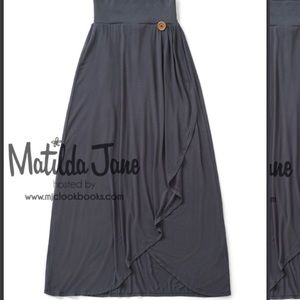 EUC Matilda Jane Maxi Skirt